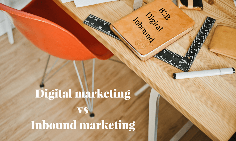 Why Inbound methodology works better than traditional digital marketing for B2B companies?