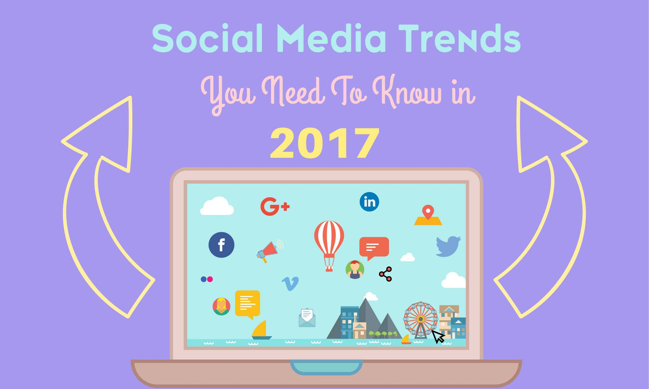 Social Media Trends You Need To Know in 2017