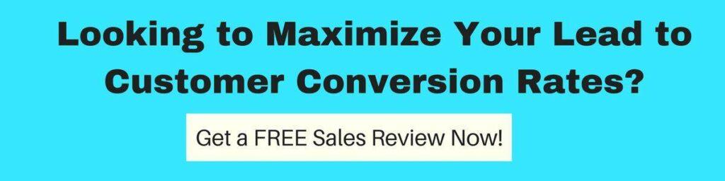 B2B Sales Review