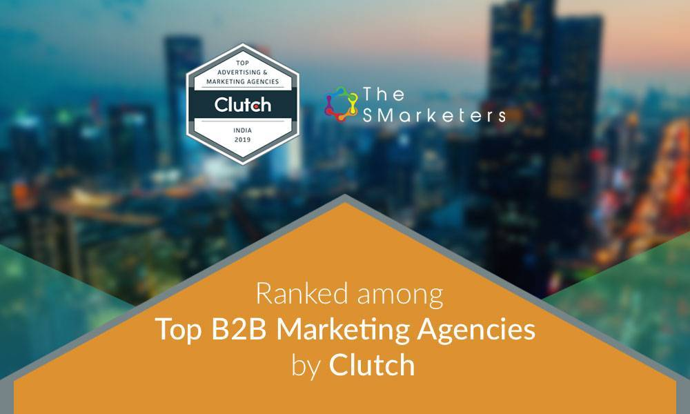 The Smarketers Featured Among the Top B2B Marketing Agencies! - The