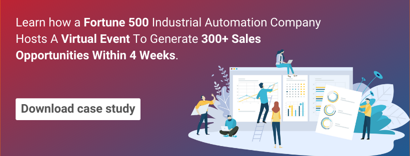 Fortune 500 Industrial co case study